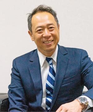 代表取締役社長 錦山 慎太郎